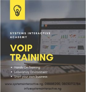 VoIP Training workshop in Lagos